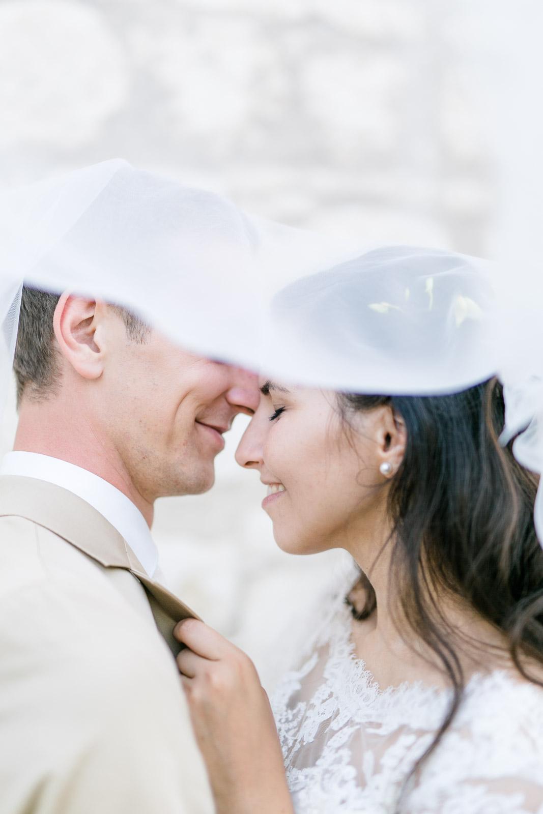 Brautpaarfoto in Weiden am See