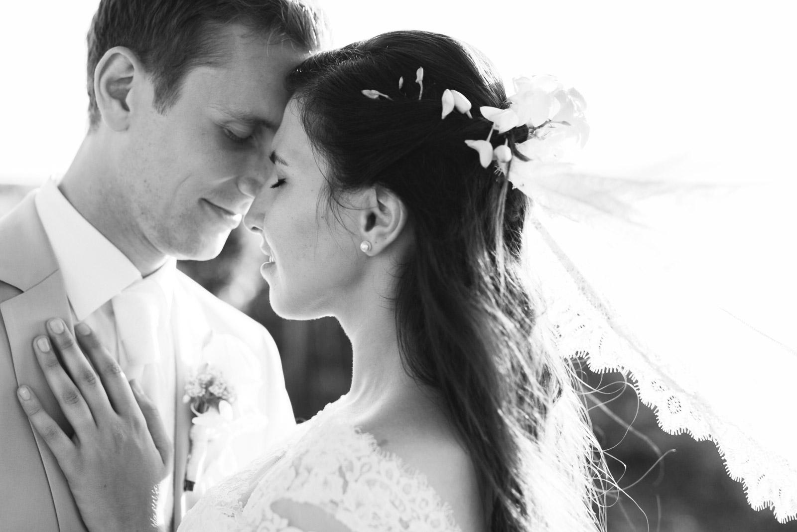 Portrait Brautpaar Weiden am See Burgenland