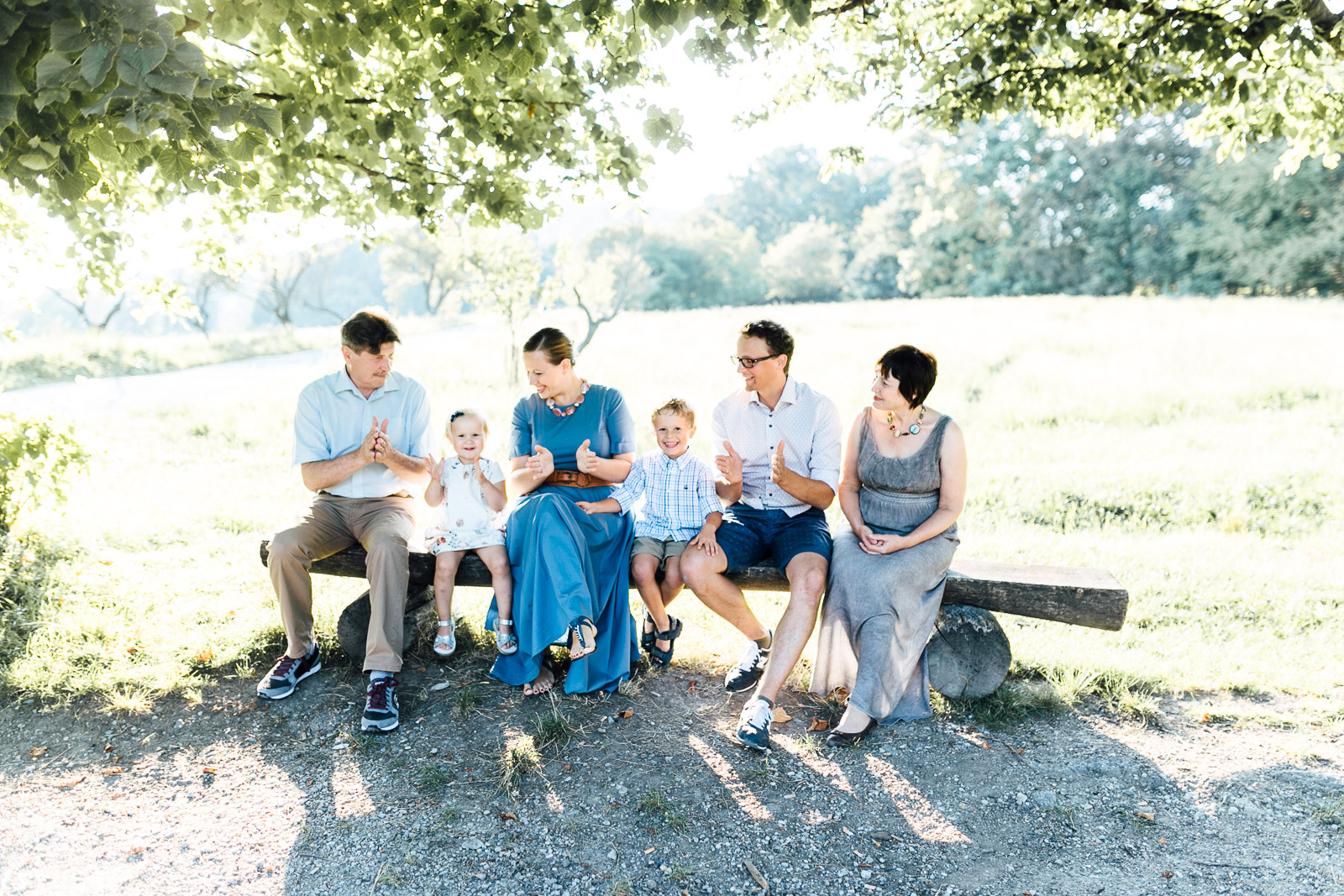 Familysession outdoor