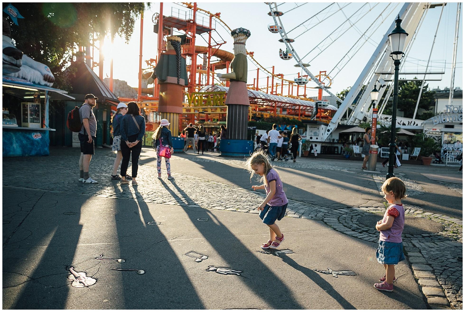 Kinderfotos Prater Wien Kinder
