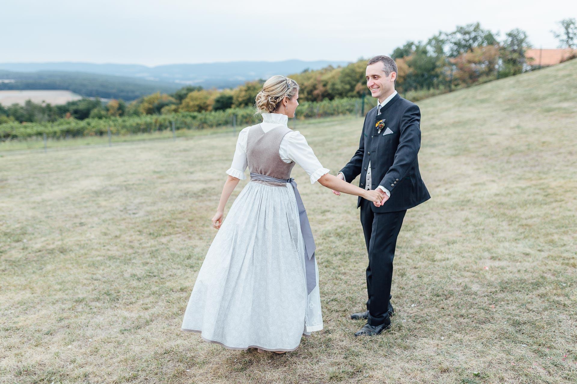 Trachtenhochzeit, Hochzeit, Hannersberg